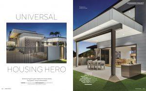 Latest Project: Pavilion Lutzow Project